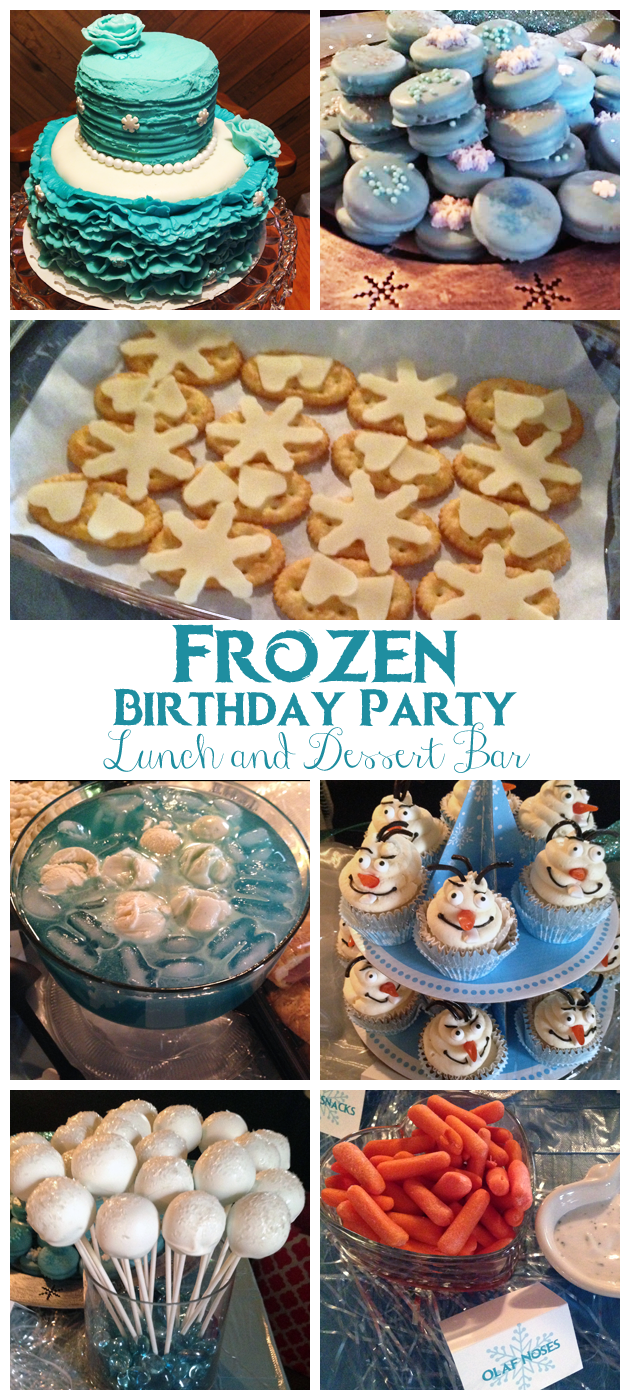 Frozen Birthday Party:  Free Printables + more ideas from Alice Scraps Wonderland