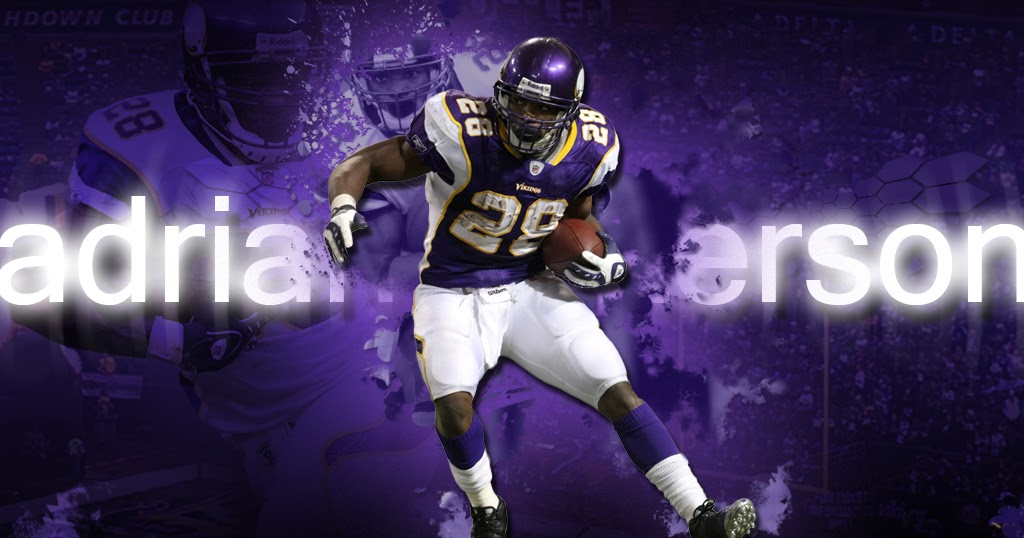 NFL Wallpapers: Adrian Peterson