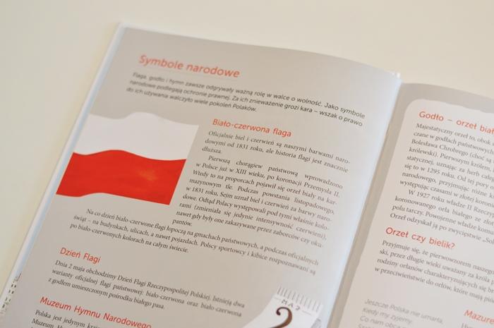 moja polska, grupa wydawnicza foksal, ksiażka dla malego patrioty, książka o polsce