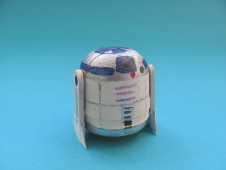 R2-D2  - Star Wars crafts