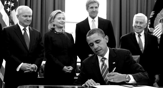 Publican casi 700 páginas de documentos comprometedores de Barack Obama