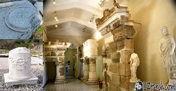 bergama, asklepios, antik kent