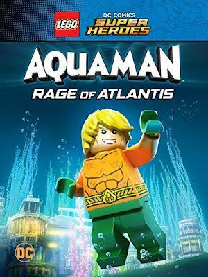LEGO DC Comics Super Heroes: Aquaman – Rage of Atlantis [2018] Final [NTSC/DVDR] Ingles, Español Latino