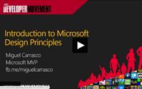 Microsoft design principles
