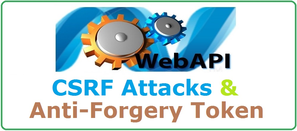 Coder 007: Cross-Site Request Forgery (CSRF) Attacks In ASP