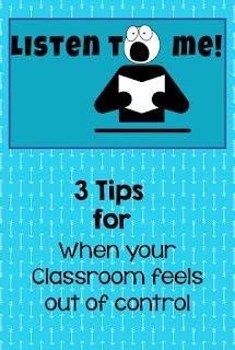 Classroom management, classroom control, out of control classroom