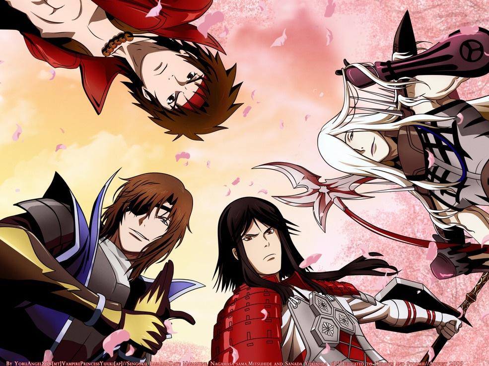 Personal anime review: #Sengoku Basara   KiRaidesu no Sekai