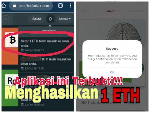 WhatsAround Aplikasi mirip Instagram penghasil 1 ETH dan Uang Nyata!!