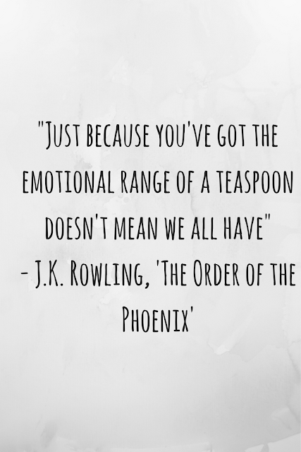 Re-reading 'Harry Potter and the Order of the Phoenix'
