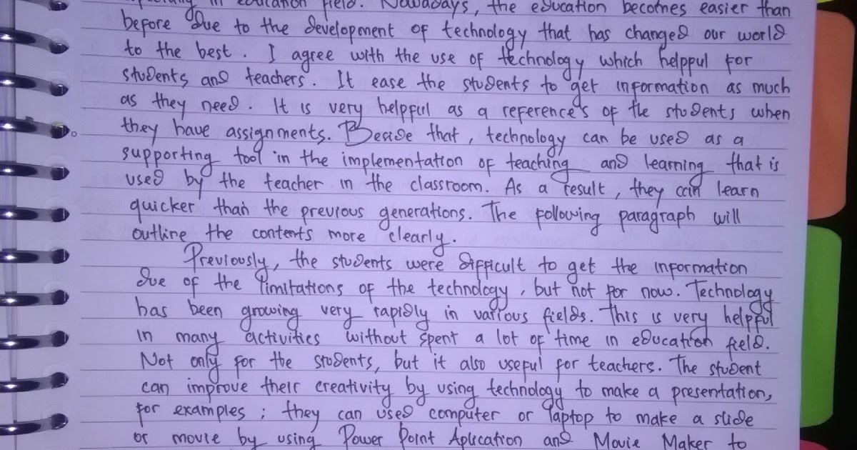 argumentative essay can you use i