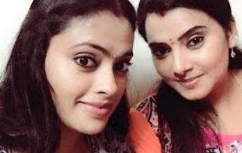 ZEE Tamil serial actress Yamuna Chinnadurai Dubsmash Tamil