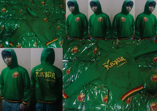 Hoodie / Sweater Kupluk SMP Alkarimah Bogor