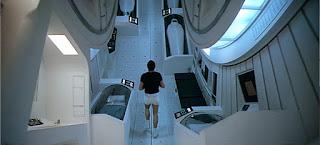 Interior de la «Discovery»