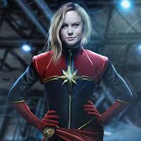 Captain Marvel's Brie Larson