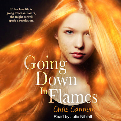 Going Down in Flames audiobook cover