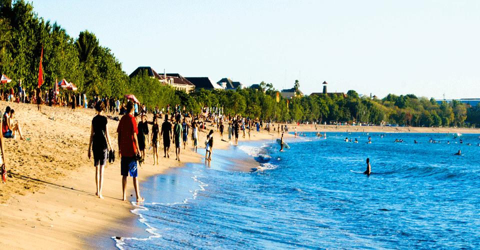 Obyek Wisata Terlengkap Pantai Kuta Bali Hal Menarik