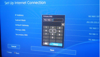 exploit PS4 secondary DNS