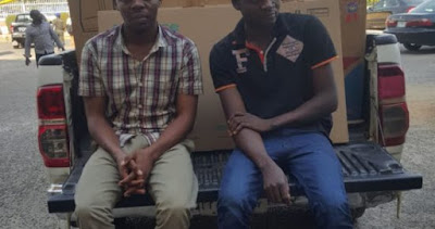 hotel staff - 9JA NEWS: Hotel Staff Arrested In Abuja For Stealing Over $17,000 From Guest