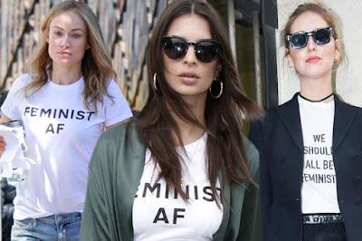 foto di femministe