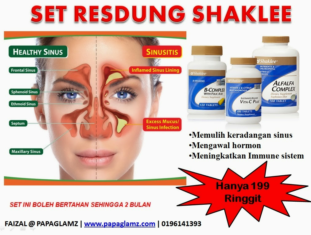 set Resdung Shaklee