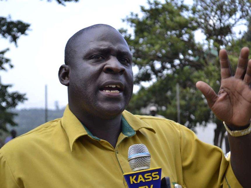 Omboko Milemba  KUPPET Emuhaya MP ANC