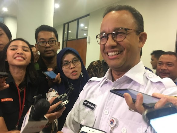 Amini Amien, Sinyal Anies Siap ke Pilpres?