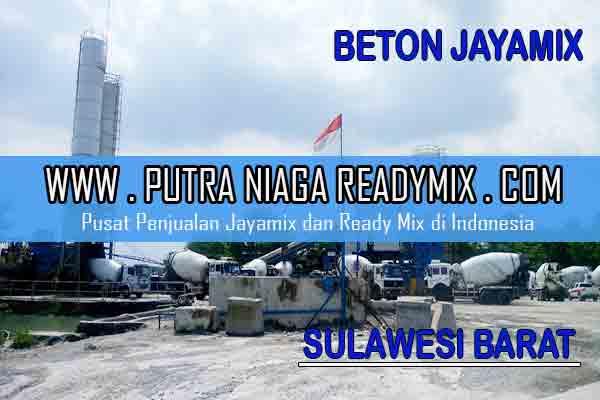 Harga Beton Jayamix Sulawesi Barat