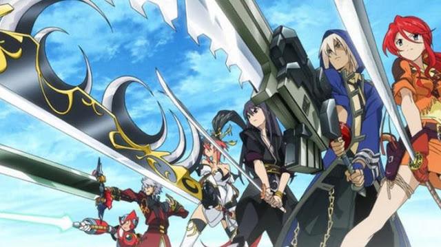 Anime Tentang Pedang (Tokoh Utama Menggunakan Pedang)