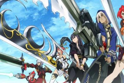30 Anime Tentang Pedang (Tokoh Utama Menggunakan Pedang)