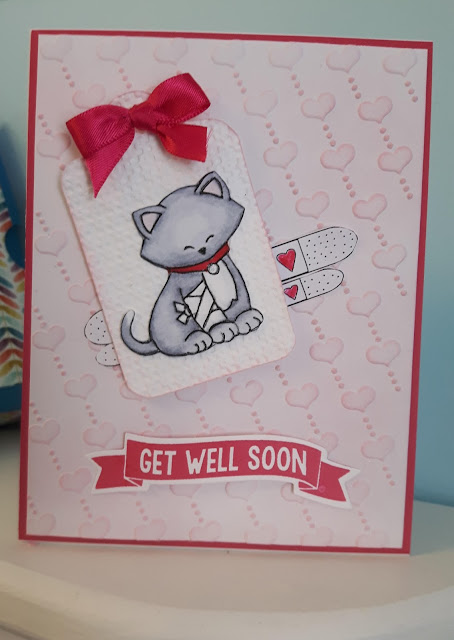 Get Well Soon by Gail features Newton's Sick Day by Newton's Nook Designs; #newtonsnook