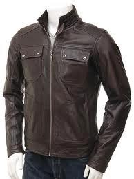jual jaket kulit asli domba garut