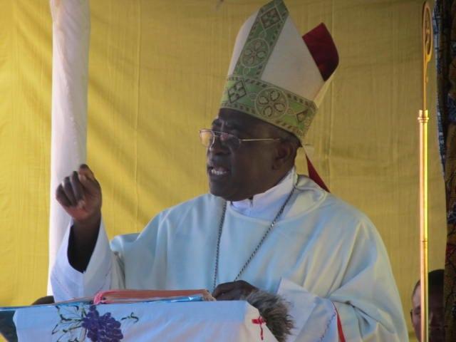 Askofu Niwemugizi:Hubirini injili  kumtangaza Kristu.