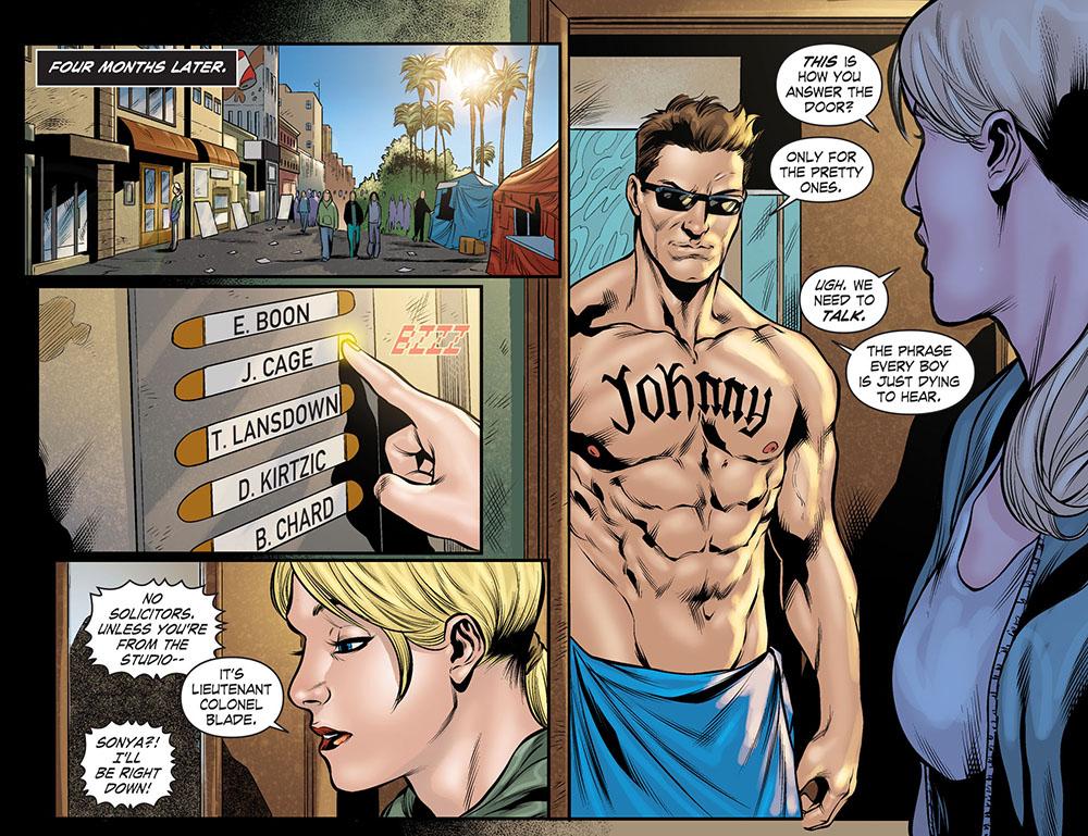 Mortal Kombat komiks porno irlandzkie mamy porno