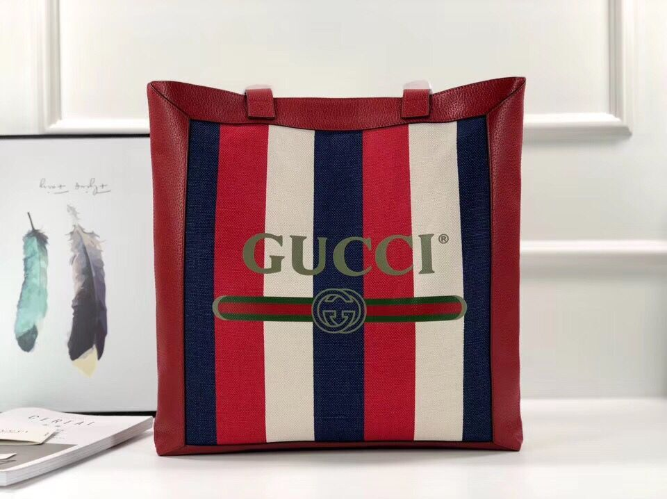 Gucci Baiadera Printing Series Review