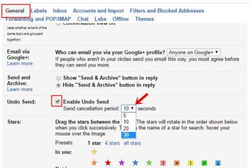 cara membatalkan email yang terkirim gmail