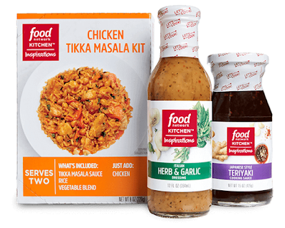 Food Network Gets Its Own Line Of Salad Dressings Cooking Sauces