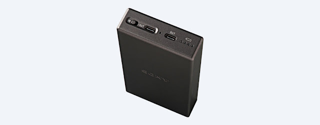 Sony CP-SC10 Portable Charger Launched Considering Type-C Port