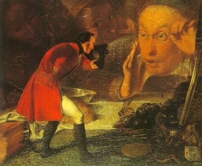 Gulliver Exhibited-Richard Redgrave