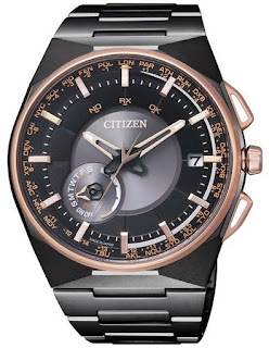 Citizen F100 Satellite Wave CC2004-59E Limited