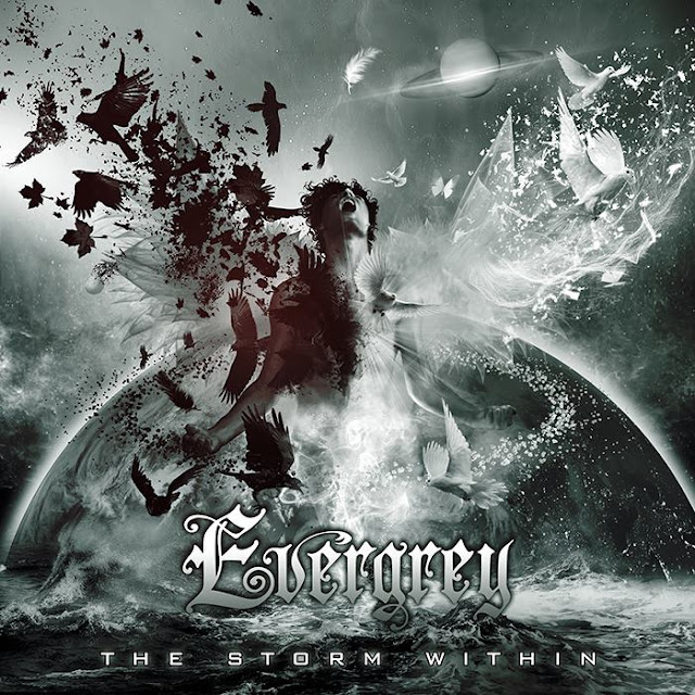 Detail from Evergrey New Album, The Storm Within, Detail from Evergrey New Album The Storm Within
