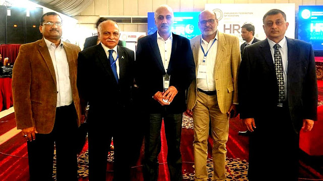 PTCL Wins EFP Award on Best HRM Practices 2018