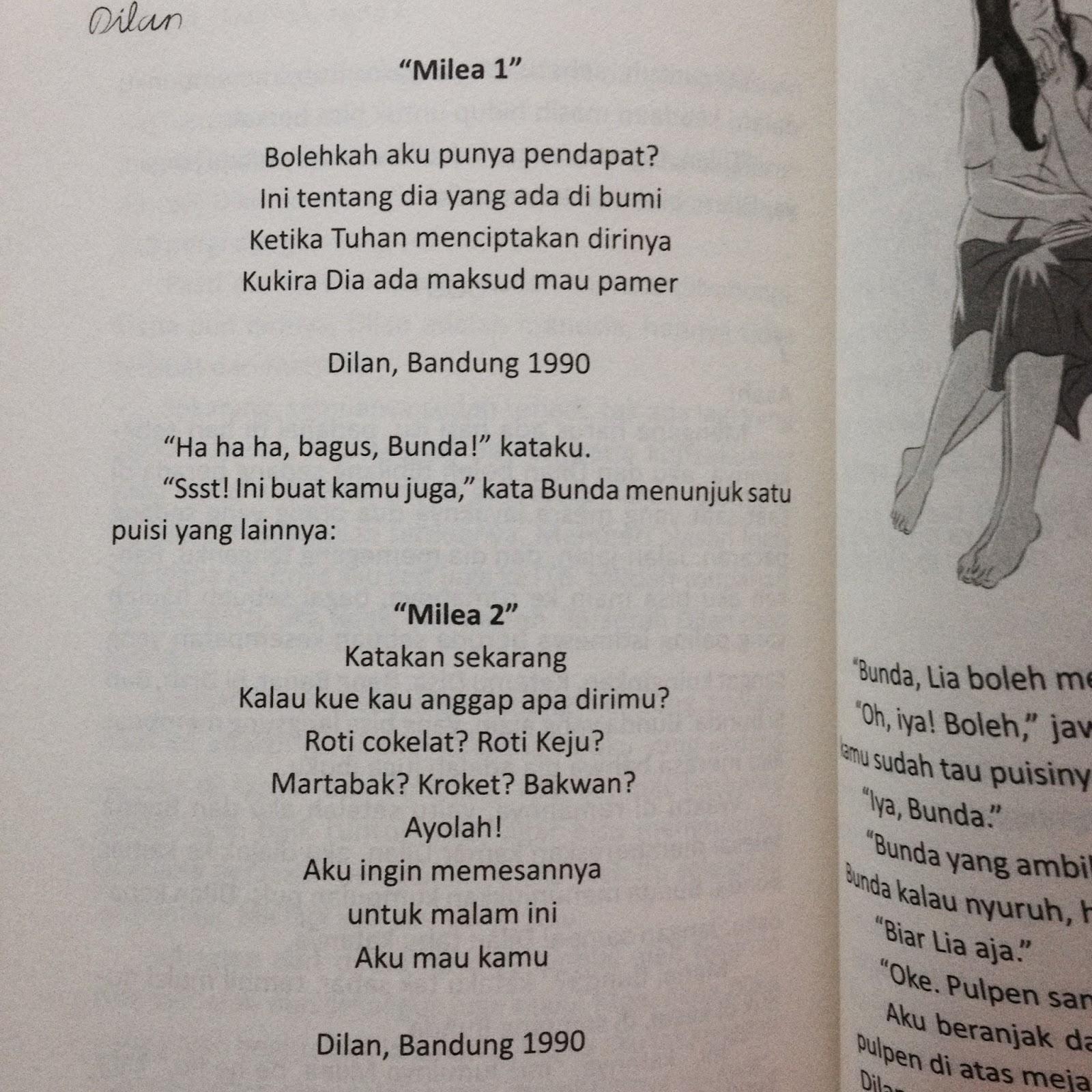 quotes dilan - 28 images - 30 quotes novel dilan yang ...