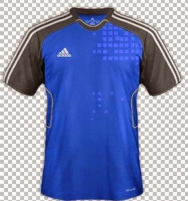 31 Contoh Gambar Desain Kaos Futsal Warna Biru Terbaru  d8df2bf609