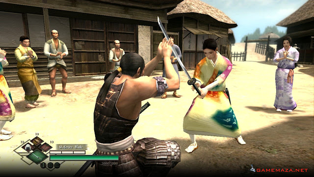 Way of the Samurai 4 Gameplay Screenshot 4