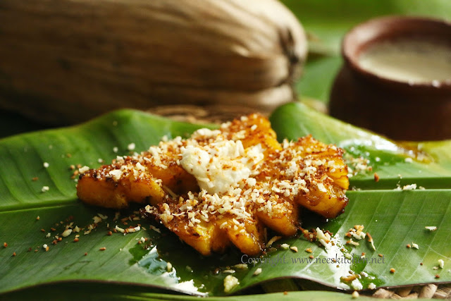 Thai Fried Pineapple