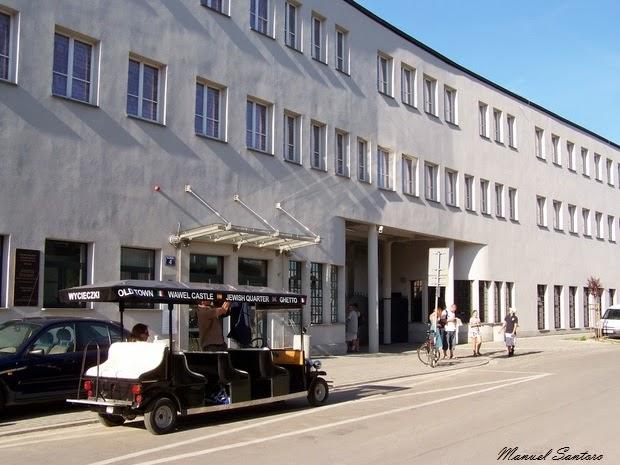 Cracovia, Schindler's Factory