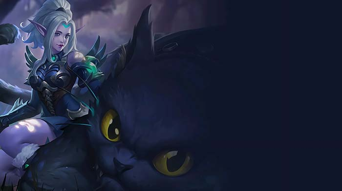 Irithel Nightarrow Cat Mobile Legends Wallpapers