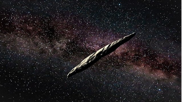 After Harvard researchers, Ancient Aliens star uncovers Oumuamua could be both space rock and outsider ship