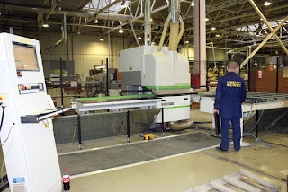 В Тверской области открылась новая фабрика мебели