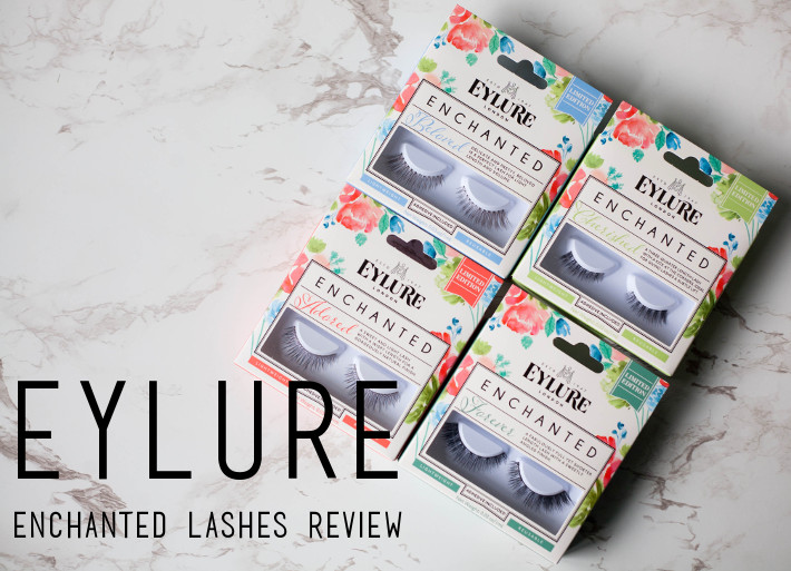 Beauty: Eylure Enchanted false lashes review